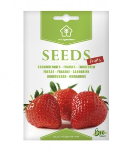 Strawberries, Minigarden Seeds