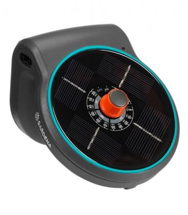 "Solar-powered Irrigation AquaBloom Set, brand ""GARDENA"""