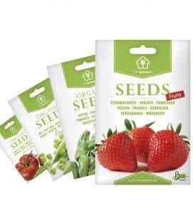 FRUITS Selection, Minigarden Organic Seeds