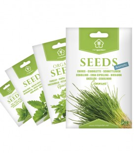 AROMATIC Selection, Minigarden Organic Seeds