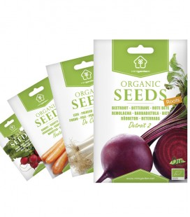 ROOTS Selection, Minigarden Organic Seeds