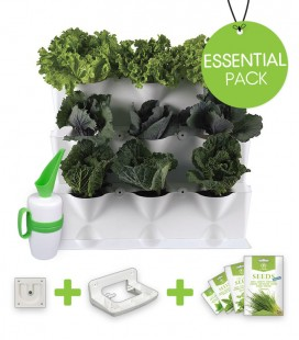 Minigarden Vertical Vegetable Garden Essential Pack