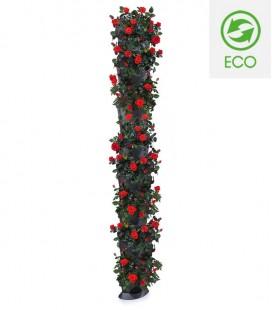 Minigarden Corner Column Black ECO